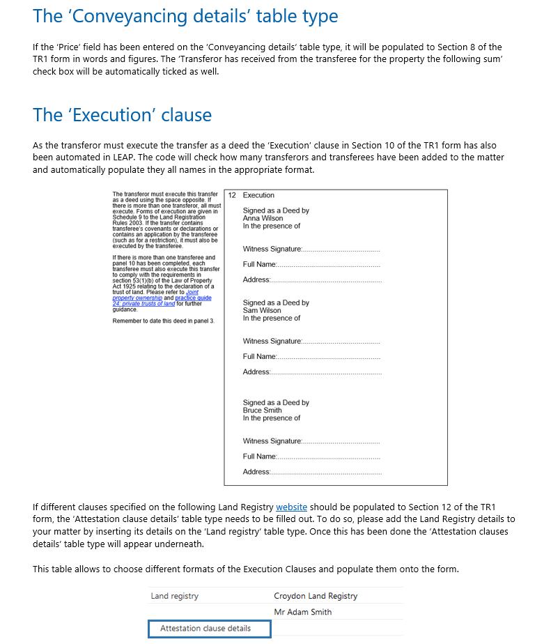 Land Registry Tr1 >> Tr1 Transfer Of Whole Of Registered Title S Information Sheet
